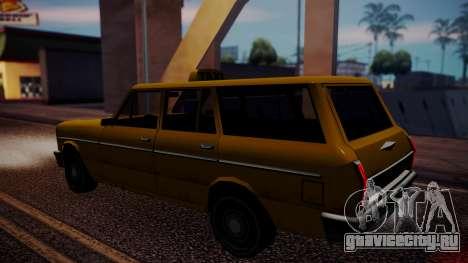 Taxi-Perennial для GTA San Andreas вид сзади слева