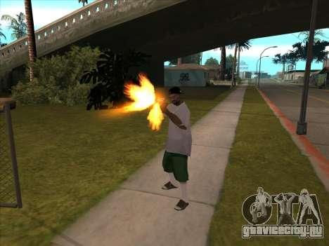 New Beta Skin для GTA San Andreas третий скриншот