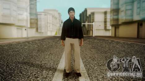 Paul McCartney для GTA San Andreas второй скриншот