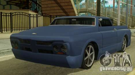 Kounts Pickup PaintJob для GTA San Andreas