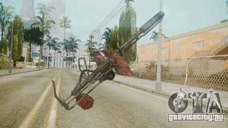 Atmosphere Flame Thrower v4.3 для GTA San Andreas второй скриншот