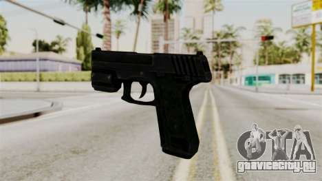 Colt 45 from RE6 для GTA San Andreas второй скриншот