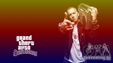 Hip Hop Loadscreens для GTA San Andreas пятый скриншот