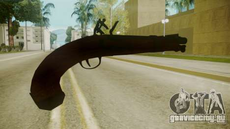 Atmosphere Sawnoff Shotgun v4.3 для GTA San Andreas второй скриншот
