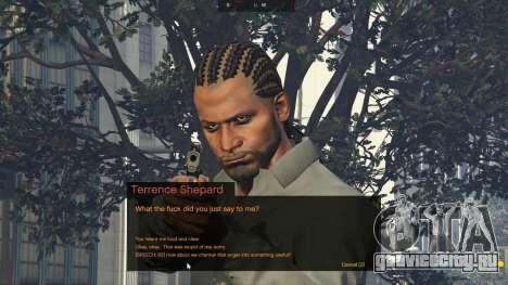Fallout: San Andreas [.NET] ALPHA 2 для GTA 5 десятый скриншот