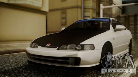 Honda Integra R Spoon для GTA San Andreas