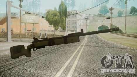 M40A5 Battlefield 3 для GTA San Andreas