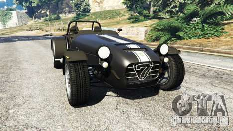 Caterham Super Seven 620R v1.5 [black] для GTA 5