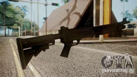 Combat Shotgun from RE6 для GTA San Andreas второй скриншот