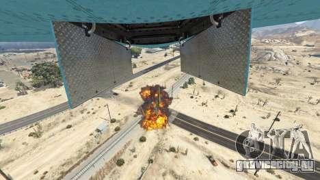 Carpet Bomber для GTA 5 третий скриншот