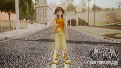 Kingdom Hearts 2 - Olette для GTA San Andreas второй скриншот
