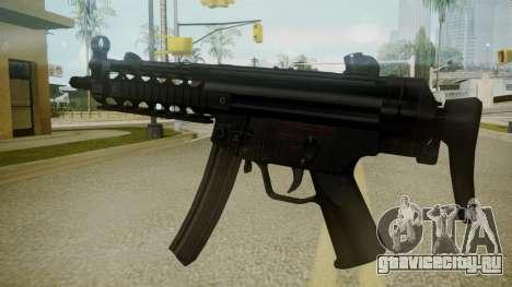 Atmosphere MP5 v4.3 для GTA San Andreas второй скриншот