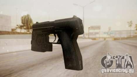 USP 45 from CoD MW для GTA San Andreas второй скриншот