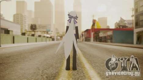 Project Diva Dreamy Theater - Yowane Haku для GTA San Andreas третий скриншот