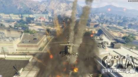 MH-6/AH-6 Little Bird Marine для GTA 5 десятый скриншот