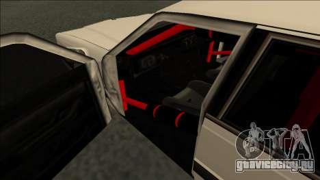 Willard Drift для GTA San Andreas вид справа