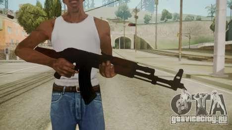 Atmosphere AK-47 v4.3 для GTA San Andreas третий скриншот