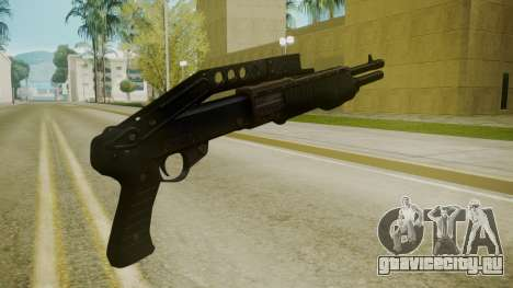 Atmosphere Combat Shotgun v4.3 для GTA San Andreas второй скриншот