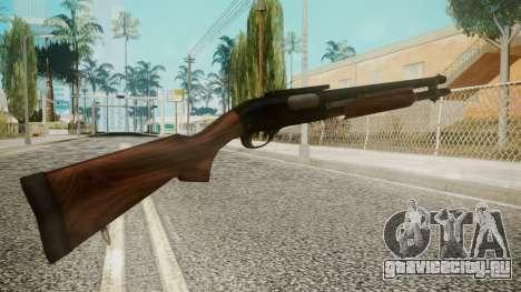 Shotgun by EmiKiller для GTA San Andreas второй скриншот
