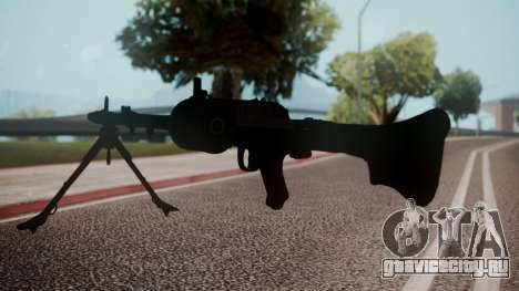 MG-34 Red Orchestra 2 Heroes of Stalingrad для GTA San Andreas третий скриншот