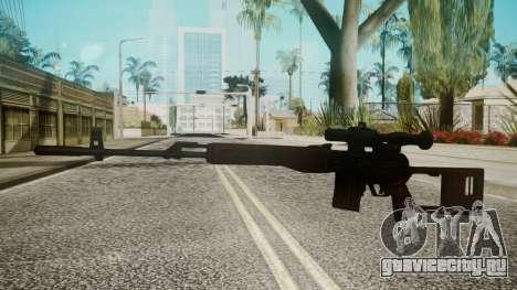 Sniper Rifle by EmiKiller для GTA San Andreas