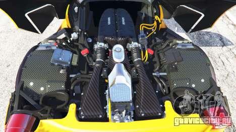 Ferrari LaFerrari 2015 для GTA 5