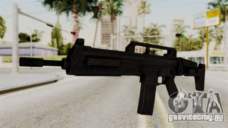 M4 from RE6 для GTA San Andreas