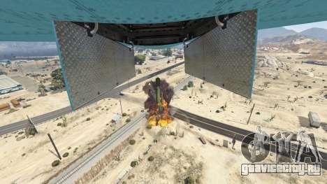 Carpet Bomber для GTA 5 четвертый скриншот