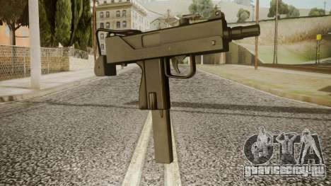 Micro SMG by catfromnesbox для GTA San Andreas