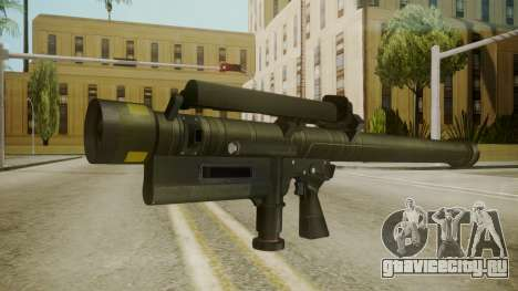 Atmosphere Stinger v4.3 для GTA San Andreas