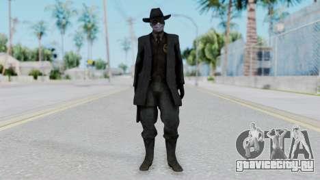 SkullFace Mask and Hat для GTA San Andreas второй скриншот