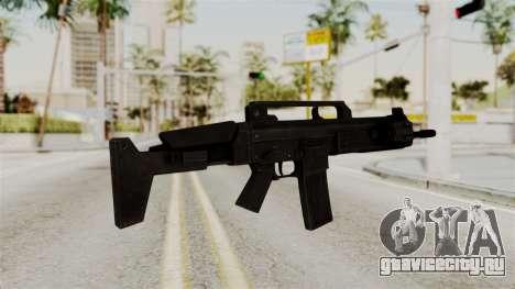 M4 from RE6 для GTA San Andreas второй скриншот