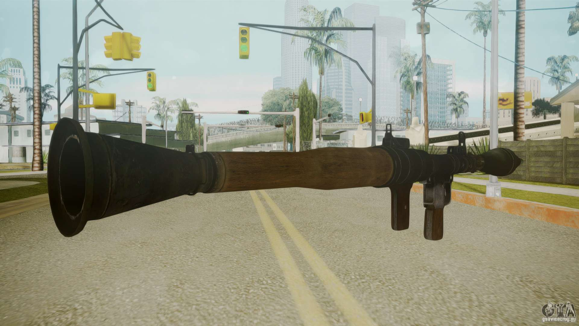 how to get rocket launcher in gta san andreas