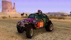 VW Baja Buggy Gymkhana 6