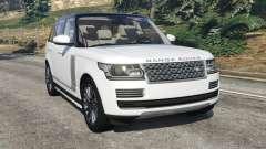 Range Rover Vogue 2013 v1.2 для GTA 5