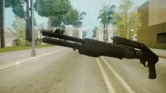 Atmosphere Combat Shotgun v4.3 для GTA San Andreas