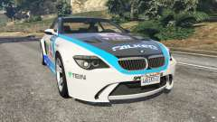 BMW M6 (E63) WideBody v0.1 [Volk Racing Wheel] для GTA 5