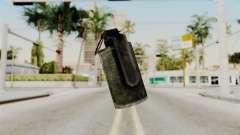 Grenade from RE6 для GTA San Andreas
