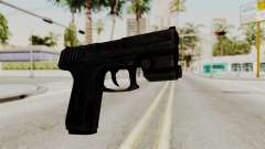 Colt 45 from RE6 для GTA San Andreas