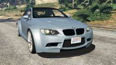 BMW M3 (E92) WideBody v1.0 для GTA 5