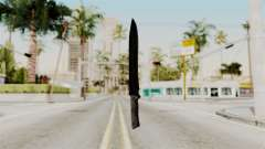 Knife from RE6 для GTA San Andreas