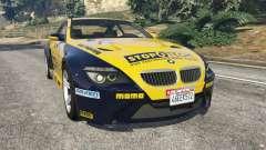 BMW M6 (E63) WideBody v0.1 [StopTech]