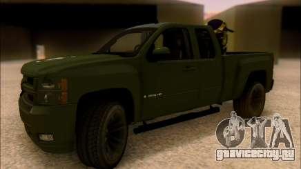 Chevrolet Silverado 2500 Best Edition для GTA San Andreas