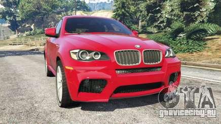 BMW X6 M (E71) для GTA 5