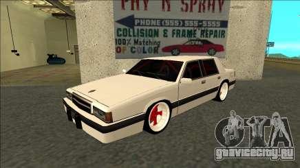 Willard Drift для GTA San Andreas