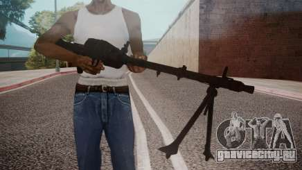MG-34 Red Orchestra 2 Heroes of Stalingrad для GTA San Andreas