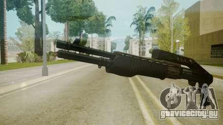 Atmosphere Combat Shotgun v4.3 для GTA San Andreas