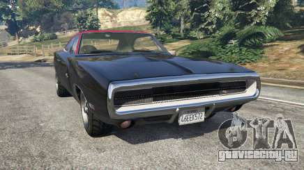 Dodge Charger RT 1970 v3.1 для GTA 5