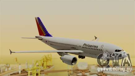 Airbus A310-300 Philippine Airlines Livery для GTA San Andreas