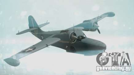 Grumman G-21 Goose Military для GTA San Andreas